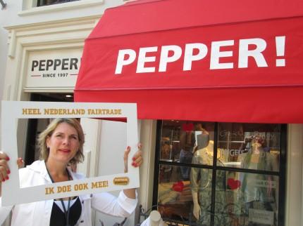 Pepper! mode - Valerie