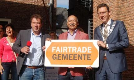 Officieel Fairtrade Gemeente WBD