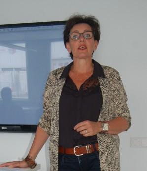 Lancering Fairtrade WBD website - Jeanine